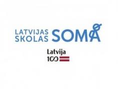 """Liepājas Valsts 1.ģimnāzijas pasākumi,  kas realizēti projekta """"Latvijas Skolas soma"""" ietvaros  2018"""