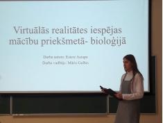 Kurzemes reģiona lasījumi Liepājas Universitātē