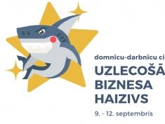 Uzlecošā biznesa haizivs