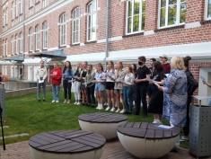 Esam gatavi XII Latvijas Skolu jaunatnes dziesmu svētkiem