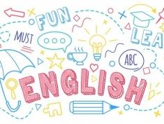 Skolas angļu valodas olimpiāde vidusskolēniem