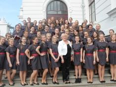 Ceļā uz Latvijas XI Skolu jaunatnes dziesmu svētkiem