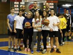 "Sporta stunda ar BK""Liepāja/Triobet"""