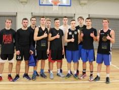 Skolas basketbola turnīrs 10. – 12.klases