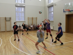 Pamatskolas volejbola turnīrs