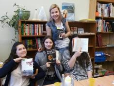 Grāmatu kluba izaicinājums