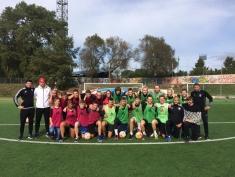 11.c klase sporto kopā FK Liepāja