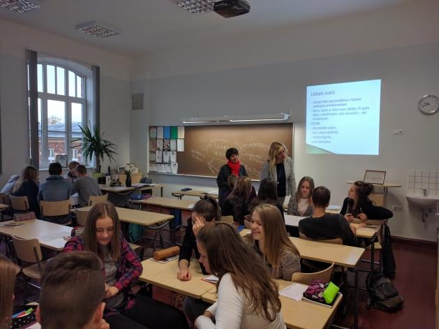 Atklātās stundas – profesionālas sarunas forma pedagogiem