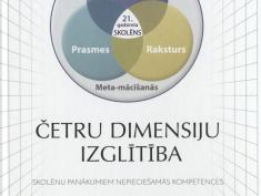 Četru dimensiju reklāma