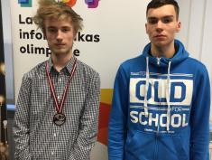 Latvijas 31. informātikas olimpiādes III posma sacensības