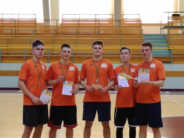 Latvijas skolēnu 71. spartakiādes finālsacensības basketbolā