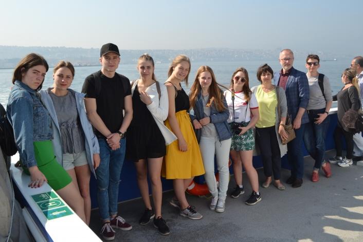 """Erasmus+ projekta """"EUthApp"""" aktivitātes Turcijā"""