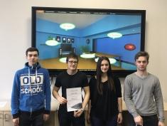 Liepājas Universitātes Datorzinātņu olimpiāde 2018