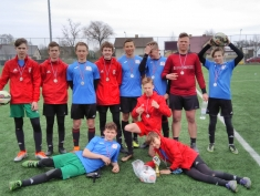 Kurzemes skolu futbola turnīrs