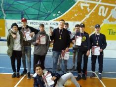 Kurzemes reģiona skolu sacensības florbolā