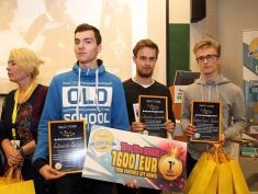LV1Ģ 1.vieta konkursā IT Challenge