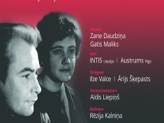 Fotostāsti. Ojārs Vācietis un Ludmila Azarova