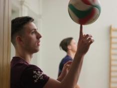 Vidusskolas volejbola turnīrs
