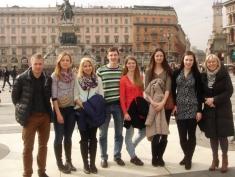 Skolēnu pieredzes apmaiņa ārzemēs projektā