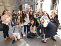 Comenius projekta noslēguma sanāksme Talaverā, Spānijā, 4.04. – 10.04.2014.
