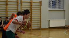 Basketbola turnīrs pamatskolai