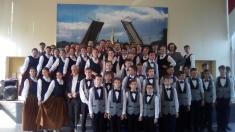 Jauktā kora vizīte Sankt – Pēterburgā