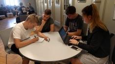 Nākotnes izaicinājumi – skolēnu komandu apmācības