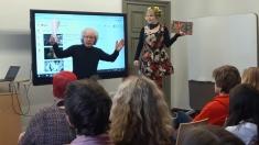 Literatūras stunda kopā ar Heli Lāksonenu un Gunta