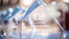 Latvijas UNIVERSITĀTES SKOLU BALVA